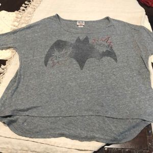 Junk Food Women's Batman Tee Size XLarge